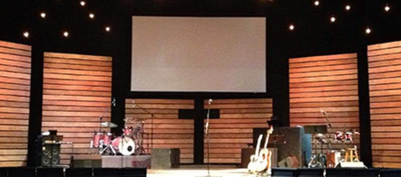 15 Creative Church Stage Designs | Church Revelance